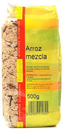 Bio Spirit Mezcla de Arroces Bio 500g
