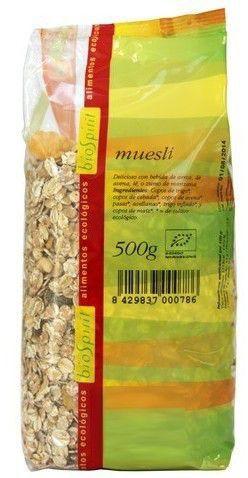 Bio Spirit Muesli Sin Azúcar Bio 500g