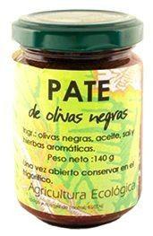 Bio Spirit Paté de Aceitunas Negras Bio 140g