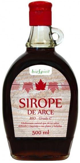 Bio Spirit Sirope de Arce Bio 500ml