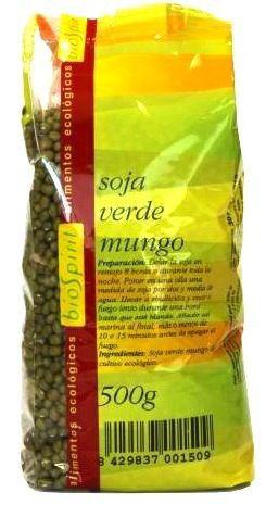 Bio Spirit Soja Verde Mungo Bio 500g