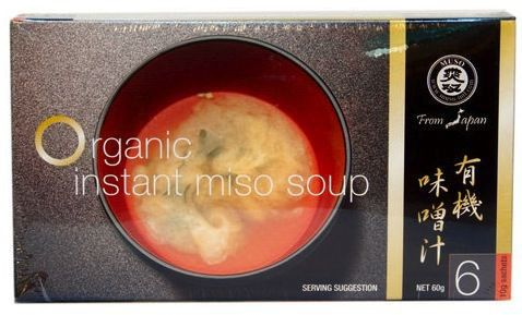 Bio Spirit Sopa de Miso Instantanea Bio 60g