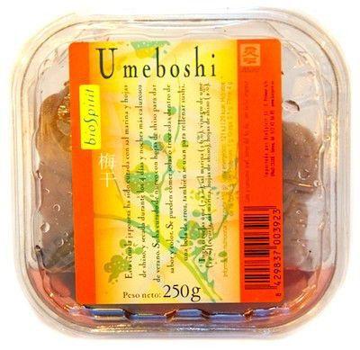 Bio Spirit Umeboshi 250g