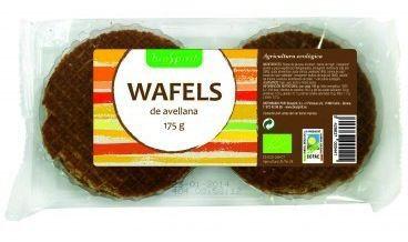 Bio Spirit Wafels de Avellana Bio 175g