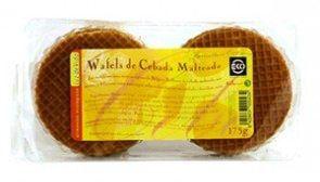 Bio Spirit Wafels de Cebada Malteada Bio 175g