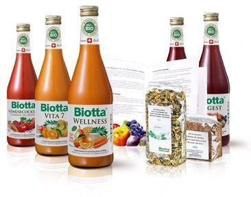 Biotta Wellness Semana Depurativa