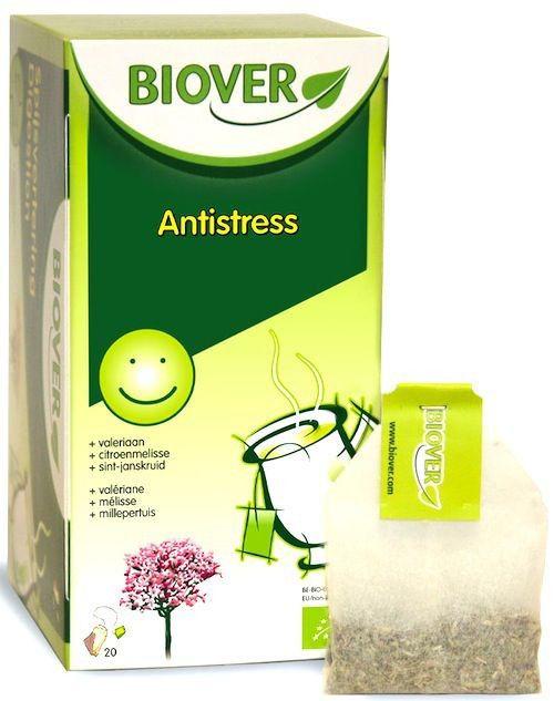 Biover Antistress Infusión 20 sobres