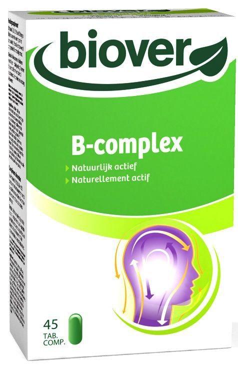 Biover B-Complex 45 comprimidos