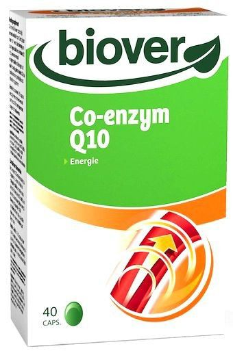 Biover Coenzima Q10 40 cápsulas