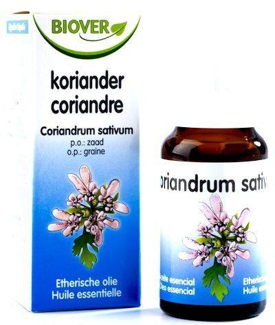 Biover Cilantro Aceite Esencial Bio 10ml