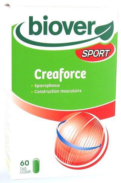 Biover Creaforce 60 comprimidos