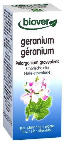 Biover Geranio Aceite Esencial Bio 10ml