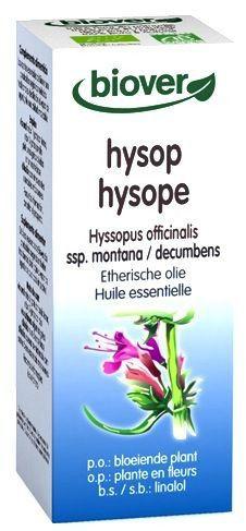 Biover Hisopo Aceite Esencial Bio 5ml