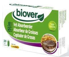 Biover iSlim Active Captador Grasas 30 cápsulas