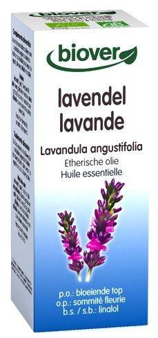 Biover Lavanda Aceite Esencial Bio 10ml