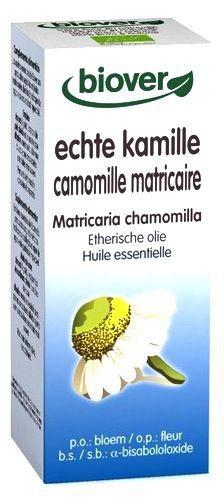 Biover Manzanilla Chamomilla Aceite Esencial Bio 5ml