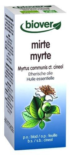 Biover Mirto Aceite Esencial Bio 10ml