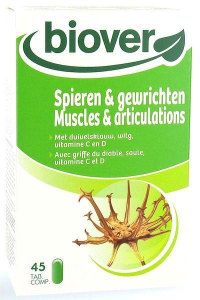Biover Músculo y Articulaciones 45 comprimidos