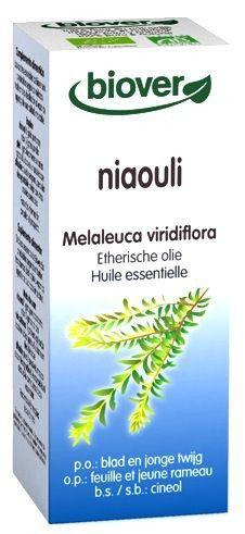 Biover Niaouli Aceite Esencial Bio 10ml