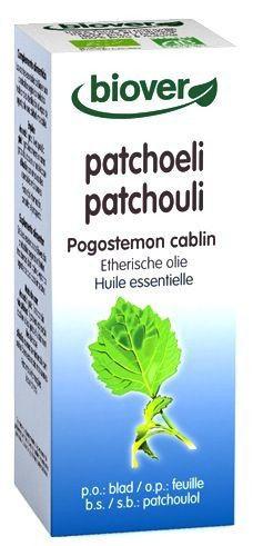 Biover Patchuli Aceite Esencial Bio 10ml