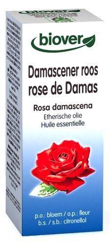 Biover Rosa de Damasco Aceite Esencial Bio 1ml