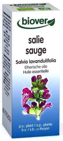 Biover Salvia Aceite Esencial Bio 10ml
