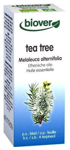 Biover Tea Tree Aceite Esencial Bio 10ml