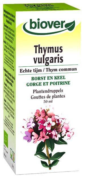 Biover Thymus Vulgaris 50ml