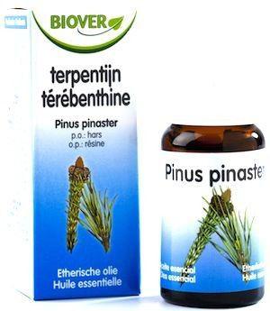 Biover Trementina Aceite Esencial Bio 10ml