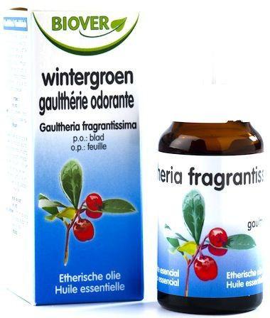 Biover Gaulteria Aceite Esencial Bio 10ml