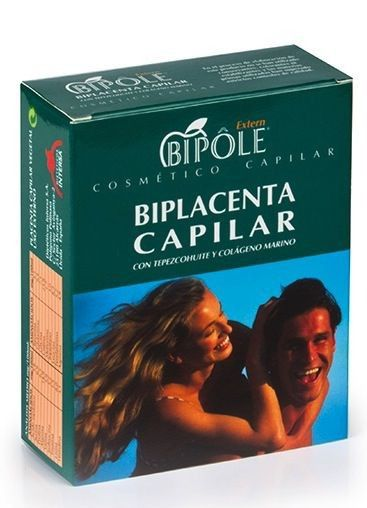 Bipole Biplacenta 10 ampollas