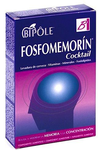 Bipole Cocktail Fosfomemorin 20 ampollas