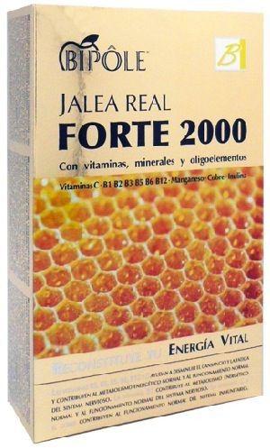 Bipole Jalea Real Forte 2000mg 20 ampollas