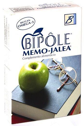 Bipole Memo Jalea 20 ampollas