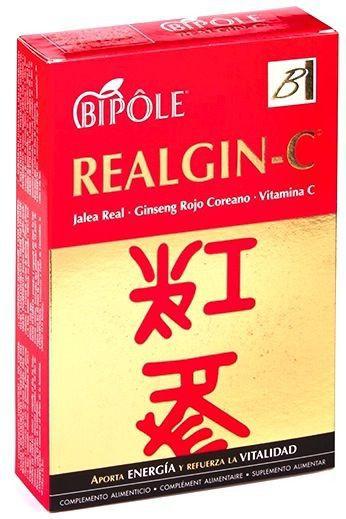 Bipole Realgin C 20 ampollas