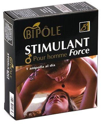 Bipole Stimulant Force 12 ampollas