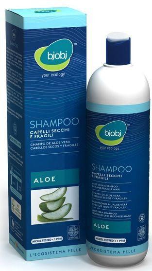Bjobj Champú de Aloe 250ml