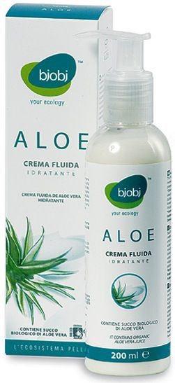 Bjobj Crema Fluida Aloe Vera 200ml
