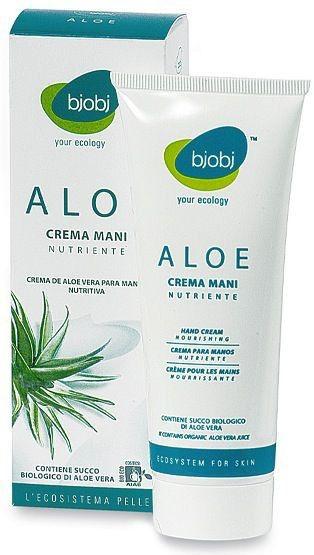 Bjobj Crema de Manos de Aloe 100ml