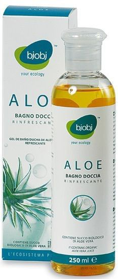 Bjobj Gel Baño y Ducha Aloe 250ml
