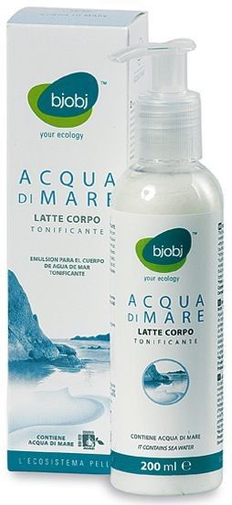 Bjobj Leche Corporal Agua de Mar 200ml