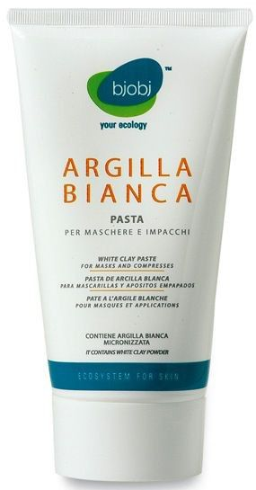 Bjobj Pasta para Mascarillas Arcilla Blanca 150ml