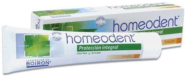 Boiron Homeodent 2 Bifluore 75ml Limón