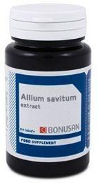 Bonusan Allium Sativum 60 cápsulas