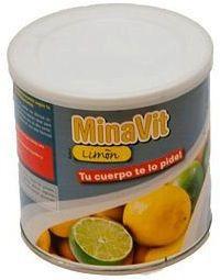 Bonusan Minavit Limón 450g