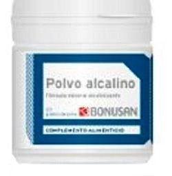 Bonusan Polvo Alcalino 120g