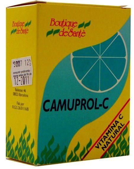 Boutique de Sante Camuprol C 60 cápsulas