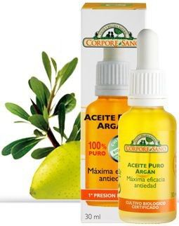 Corpore Sano Aceite Argán 100% 30ml