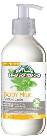 Corpore Sano Body Milk Gayuba y Granada 300ml