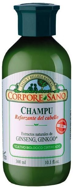Corpore Sano Champú Reforzante Ginseng 300ml